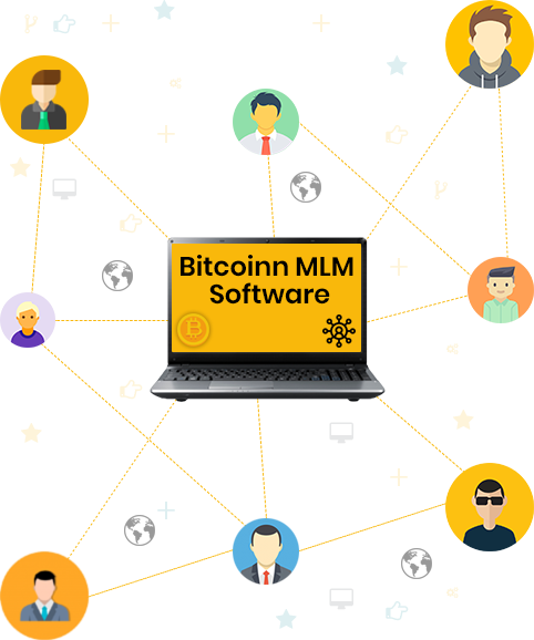 advantage of bitcoin mlm software